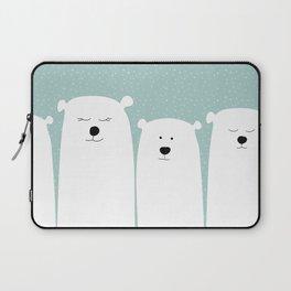 Polar people Laptop Sleeve