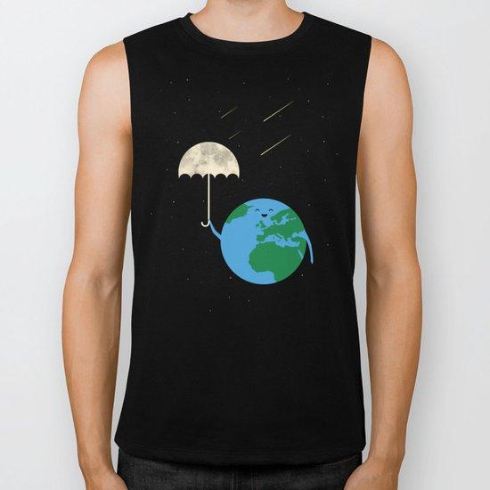 Moonbrella Biker Tank