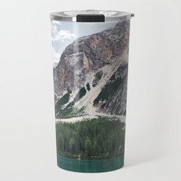 Mountain Adventures Travel Mug