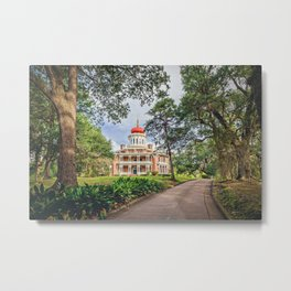 Octagon House - Longwood in Natchez Metal Print