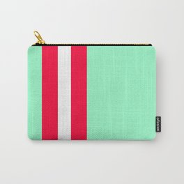 Aquafresh Racing Stripe Carry-All Pouch