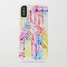 P∆INTERLY iPhone Case