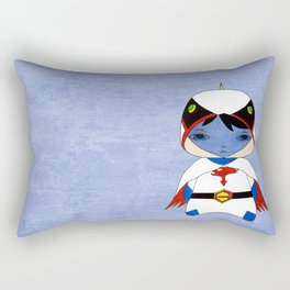 A Boy - Gatchaman - Mark  Rectangular Pillow