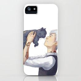 Jem and Church iPhone Case