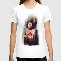 fitzgerald T-shirts featuring Bonhomie by adroverart
