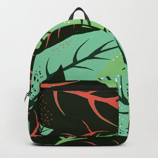 Jungle #society6 #decor #buyart Backpack