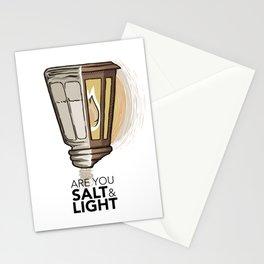 #2 Salt and Light Stationery Cards