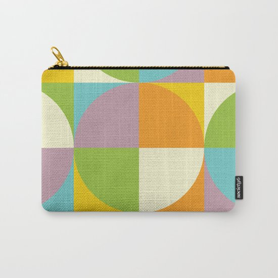 Quarters Quilt 2 Carry-All Pouch