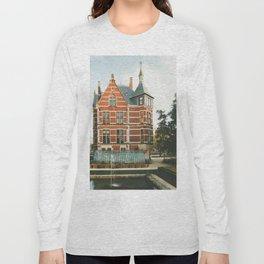 Victorian Amsterdam Long Sleeve T-shirt