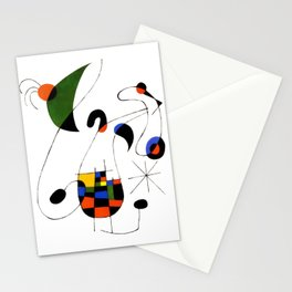 Joan Miro Stationery Cards