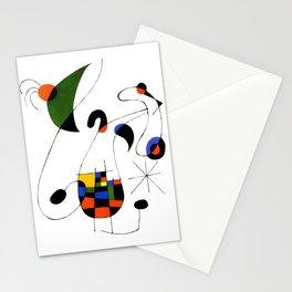 Joan Miro Stationery Cards