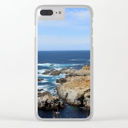 Looking Out onto the Coast Clear iPhone Case