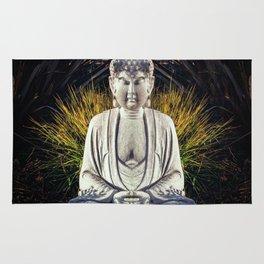 Bad Day Buddha Rug