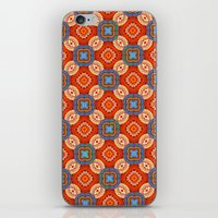 persian iPhone & iPod Skins featuring Persian Parlor by Peter Gross