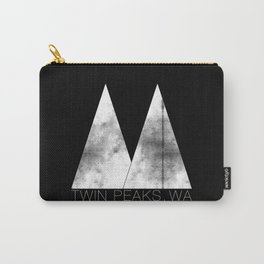 Twin Peaks, WA (White Lodge) Carry-All Pouch