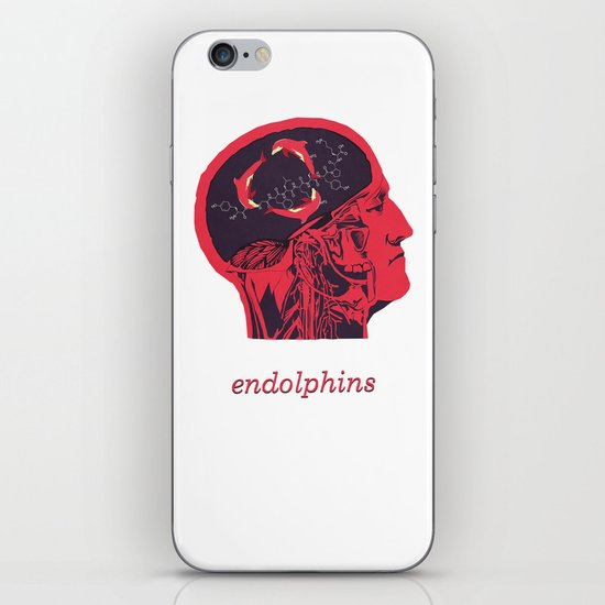Endolphins iPhone & iPod Skin