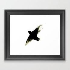 Bird Design Framed Art Print