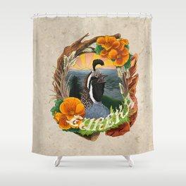 Eureka!  Shower Curtain