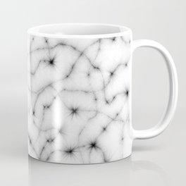 Marble Inspired Star Abstract Coffee Mug