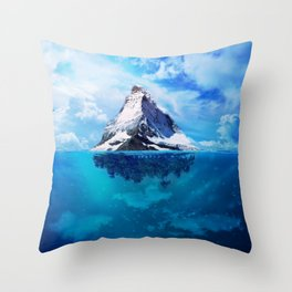 Mystic Haven Throw Pillow