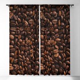 Coffee Beans Blackout Curtain