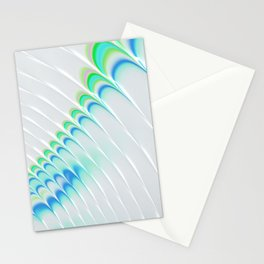 Rippled Arches Stationery Cards
