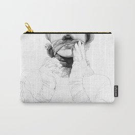 A touch of silk Carry-All Pouch