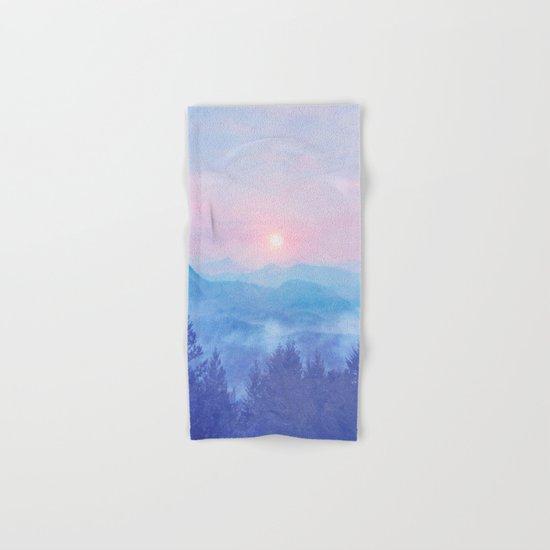 Pastel vibes 12 O-P Hand & Bath Towel