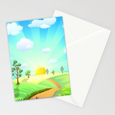 Dream Landscape Stationery Cards