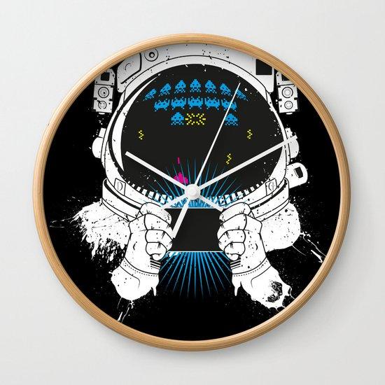 Gamernauts Wall Clock