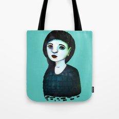 Night Girl III Tote Bag