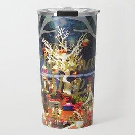 Christmassy Travel Mug