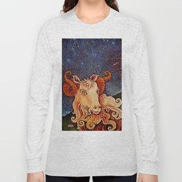 Enchanted Goat Long Sleeve T-shirt