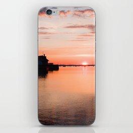 Sunrise Beach - cm2b Photography (2 of 7) iPhone Skin
