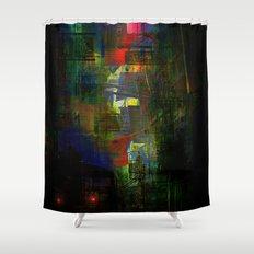 Buried memories Shower Curtain