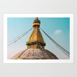 Nepal 1 Art Print