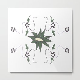 Meadow flower Metal Print
