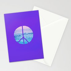 Waves & Peace x Violet Stationery Cards