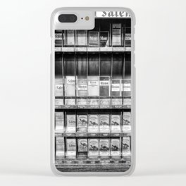 Smokes Clear iPhone Case