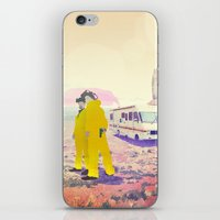 breaking bad iPhone & iPod Skins featuring Breaking Bad by PIXERS