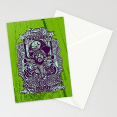 kill the sheriff Stationery Cards