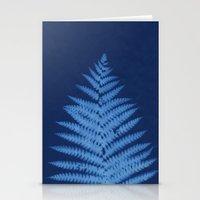 fern Stationery Cards featuring Fern by Jill Byers