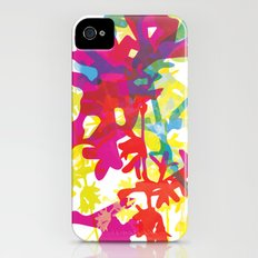 Forsythia iPhone (4, 4s) Slim Case