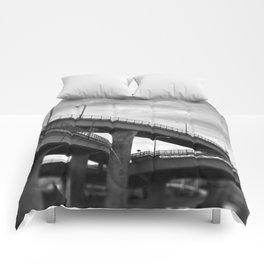 Ramps Two Comforters