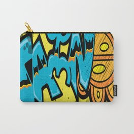 Taino Carry-All Pouch