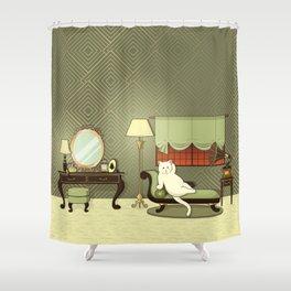 Irina Shower Curtain
