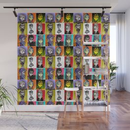 The Ghoulish Bunch Wall Mural