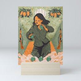 Vo Thi Sau Mini Art Print