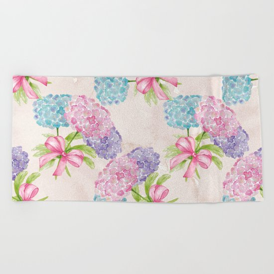 Spring is in the air #27 Beach Towel