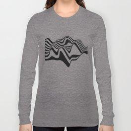 Funky Stripes Long Sleeve T-shirt